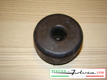 Lower rubber of rear gearbox support Lancia Fulvia all models