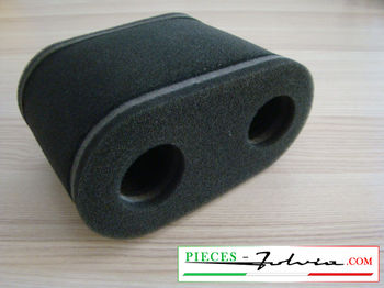 Sock air filter double ITG, L: 120mm x W: 175 x H: 85mm