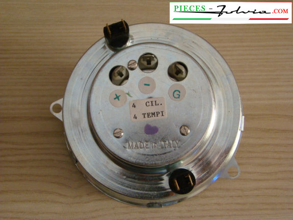 Electronic rev counter 10.000 rpm Lancia Fulvia series 2 all models