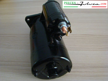 Engine starter for Lancia Fulvia serie 2 and 3