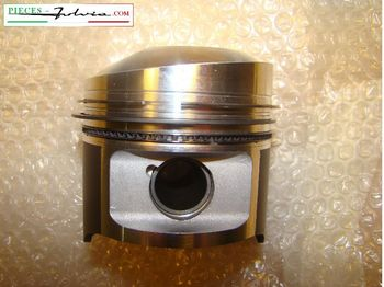 Piston set GR4 Ø 77mm with axis and rings for Lancia Fulvia 1300