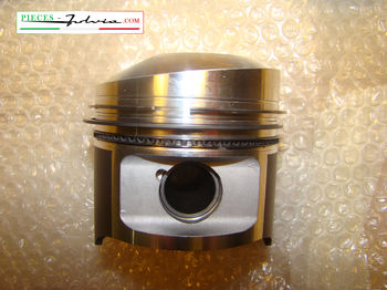 Piston set GR4 Ø 77.6 mm with axis and rings for Lancia Fulvia 1300