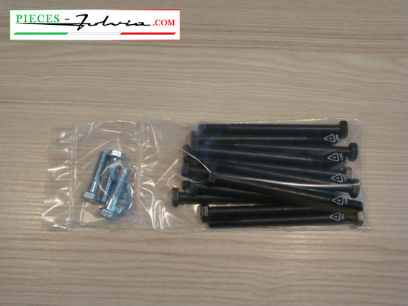 Kit cylinder head bolts Lancia Fulvia all models