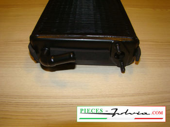 Heating radiator Lancia Fulvia serie 2-3 all models