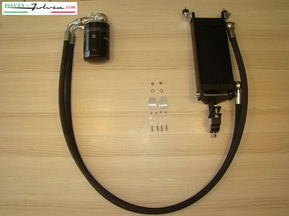 Oil radiator kit Lancia Fuvia coupé all models