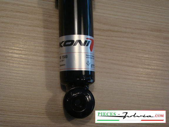 set of two KONI rear shock absorbers Lancia Fulvia all models