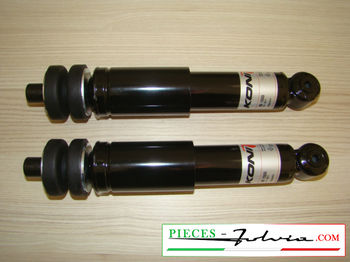 set of two KONI front shock absorbers Lancia Fulvia all models