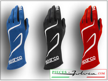 FIA SPARCO Land RG-3.1 gloves, color and size to choose