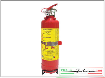 Manual powder extinguisher 1Kg