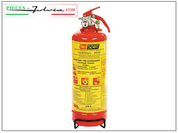 Manual powder extinguisher 2Kg