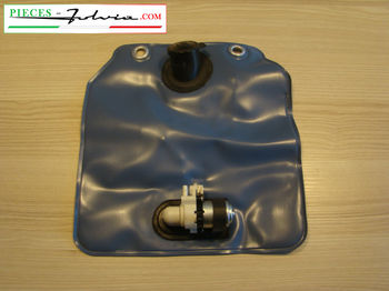 Windscreen washer bag with integrated electric pump for Lancia Fulvia