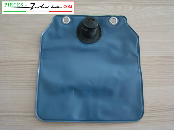 Windscreen washer bag without pump for Lancia Fulvia