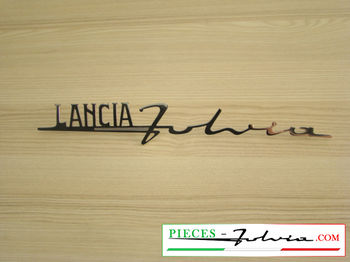 "Script ""LANCIA Fulvia"" chrome for Lancia Fulvia"