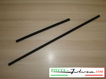 Glass run strip kit for Fulvia coupe all models