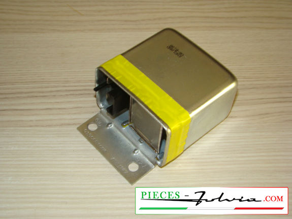 Regulator for BOSCH alternator Lancia Fulvia s2-3 all models