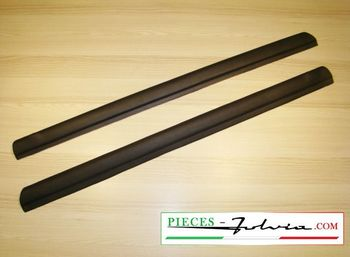 Pair of higher doorposts Lancia Fulvia coupe all models
