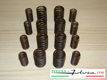 Set valves springs for Lancia Fulvia all models