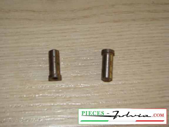 Set of 2 pins for timing distribution Lancia Fulvia all models