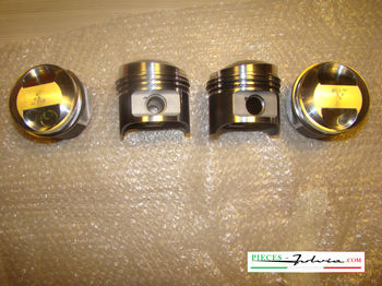 Piston set GR4 Ø 78 mm for Lancia Fulvia 1300
