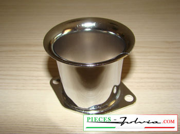 Carburetor horn 55mm for weber 40 DCOE