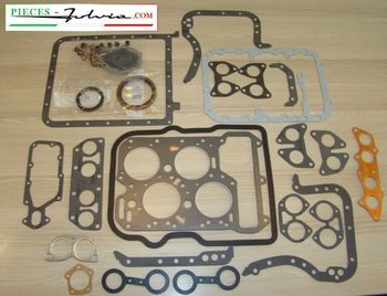 Complete gasket kit Lancia Fulvia 1600 all models