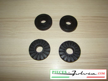 Kit upper silent block for front shock absorbers Lancia Fulvia all models