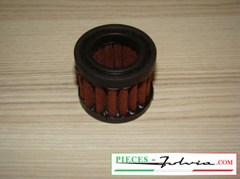 Air filter for brake booster Lancia Fulvia series 1 all models