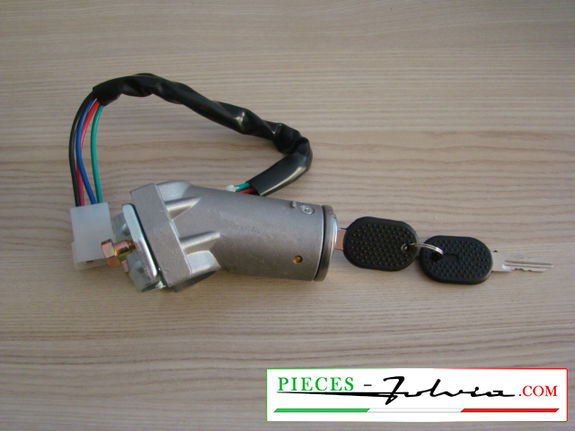 Ignition switch Lancia Fulvia serie 2 and 3 all models
