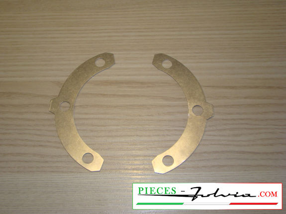 Set of screw retainers for cardan Lancia Fulvia series 1 all models