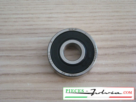Pilot bearing gearbox for Lancia Fulvia série 1,  4 gears all models