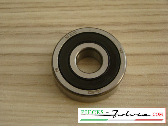 Pilot bearing gearbox for Fulvia série 2,  5 gears all models