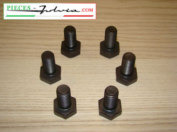 Set of screws for flywheel Lancia Fulvia all models