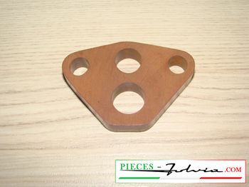 Bakelite thermal wedge for mechanical fuel pump Fulvia all models