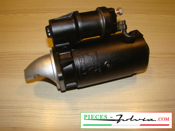 Engine starter DUCELLIER 6206 A for Lancia Fulvia