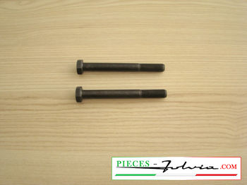 Set of two screws for fixing subframe CENTER SIDE Lancia Fulvia all models