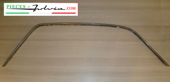 Stainless steel molding straight water channel left side Fulvia coupe all models