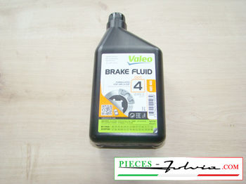 Brake fluid DOT4 VALEO for Lancia Fulvia all models
