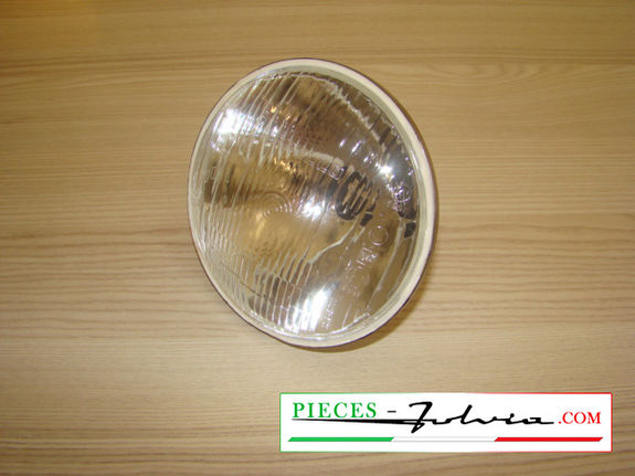Internal Headlight Optic Lancia Fulvia Coupé serie 2 and 3 all models