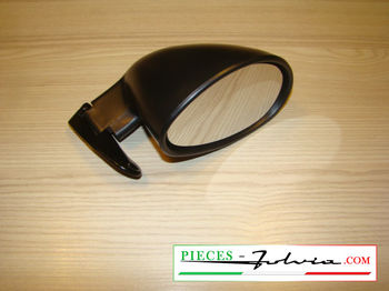 Rear view mirror CALIFORNIAN  RIGHT side, BLACK color