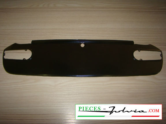 Rear face panel Lancia Fulvia coupe all models