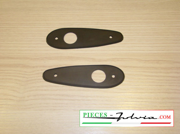 Set of seals for turn signal repeaters Lancia Fulvia serie 2-3