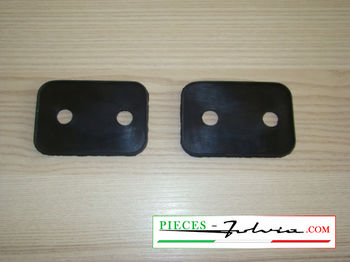 Set of seals for rear reflectors Lancia Fulvia all models
