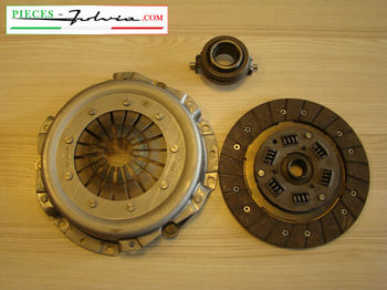 Clutch Kit Lancia Fulvia 1600   5 gears serie 2 and 3