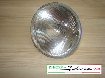 "Internal Headlight Optic 7"" Lancia Fulvia Coupé 1.6HF FANALONE"