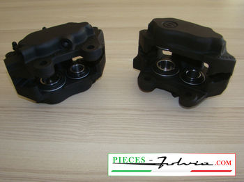 FRONT brakes GIRLING calipers for Lancia Fulvia serie 2 and 3
