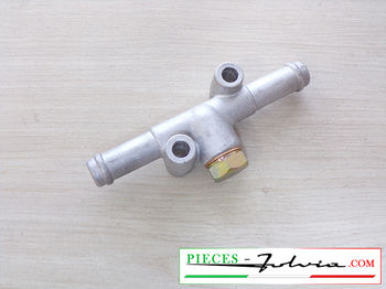 Coolant liquid drain connection Lancia Fulvia all models