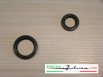 Set of seals for main steering box Lancia Fulvia all models