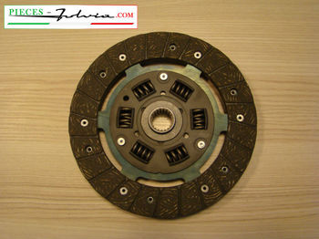 Clutch disc Lancia Fulvia 1600 5 gears serie 2 and 3