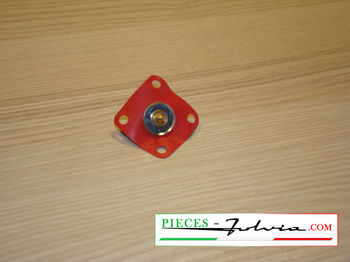 Diaphragm for carburetor pump Solex Lancia Fulvia