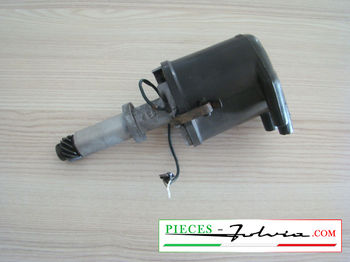 Ignition system MAGNETI MARELLI S105C revised